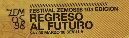 SECCION OFICIAL EN LA X EDICION DEL FESTIVAL INTERNACIONAL ZEMOS98